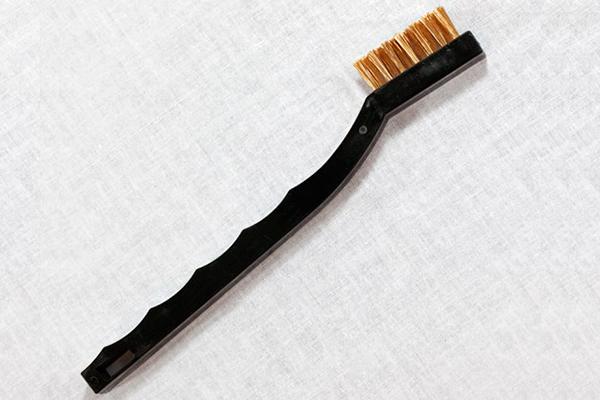 Szczotka z włosiem z fosfobrązu (model GB-3)